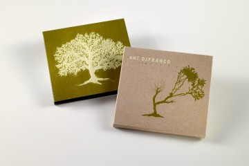 Reprieve Album Packaging